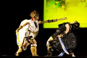 Pit - Kid Icarus Uprising ON STAGE 02 by JustBeFriend