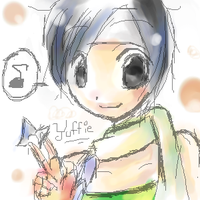 yuffie by piggy-bunny