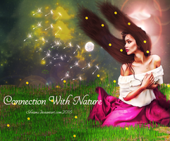 Connection With Nature by SilviaMS