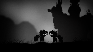 MLP FIM LIMBO Wallpaper by FrequencySpark