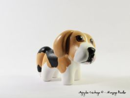 Custom dog - Beagle by AnimalisCreations