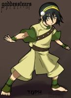 Toph by Chronicle-l
