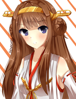 Kongou by genacinth