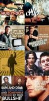 Dean Winchester collage 6 by dfueg27