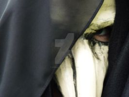 Plague Doctor #2- Observing by Crimson4576