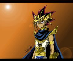 Pharaoh Atem by ALS123