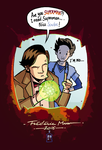 DOCTOR WHO vs SCRUBS 02 by Frederic-Mur