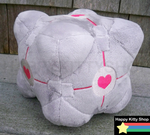 Compainon Cube Plush by QueenBeePlush