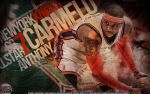 Carmelo Anthony Knicks by Angelmaker666