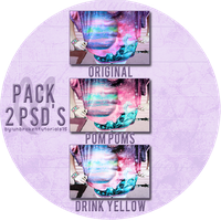 +Pack 2 PSD's by likeadiamond