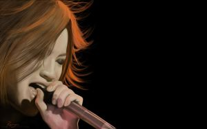 Uruha... by Reanizon