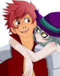 Emma and Zack hanging out by Nasby321