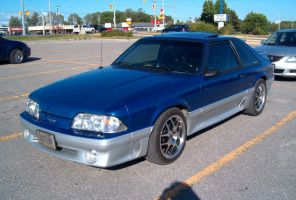 1990 Mustang GT 2 by Ripplin