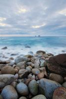 Porth Nanven, Cot Valley by hairycheesecake
