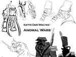 Anomal Wars (title) by Sermann