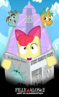 Filly Alone 2 Lost in Manehattan by dan232323
