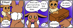 The Eevee Army #21: A Crush by HappyNinjaPichu