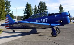 North American SNJ-5 2 by shelbs2