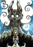 The Boy and the Wolf by xXShaddowHunterXx