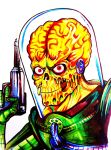 Mars Attacks by GregLakowske
