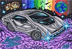 .:Vehicle Request:. The MJ Moonwalker Mobile by AceOfSpeed94