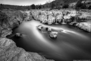 Sautadet's Waterfall by FemtoGraphy