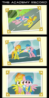 The Academy Record by DaringDashie