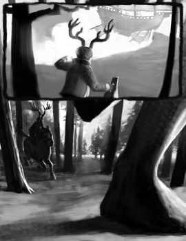 Antlerboy Comic: Page 4 by toasty