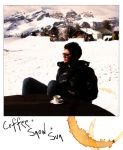 Coffee+Snow+Sun by bruzk