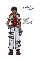 Sheezy Kingdom Hearts Outfit Design request by YouAskMeFirst2
