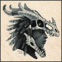 Dragon Headdress by McGibs