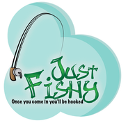Just Fishy logo by Lovett91