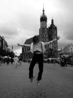 I love Cracow by no-named-93