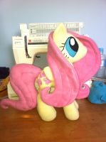 fluttershy by SwiftStitchCreations