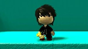 Little Big Planet Xion KH by dfox20