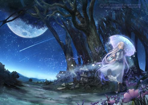 To the fairyland. by MoonlightYUE