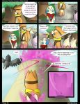 PMD Fallen Earth | Ch. 2 Page 5 by Skaterblog