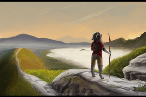 :GIFT: Halcyon Hike by Donnecha