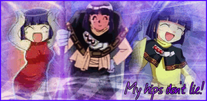 Slayers Xellos dancing double animated banner by PPLyra