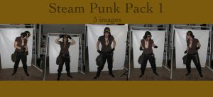 Steam Punk Pack 1 by HiddenYume-stock