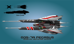 ODS-7a Pegasus by capriceklasik