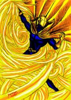 Dr Fate - Colors by UltimeciaFFB