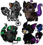 Oddball Adopts [Open] by Mulch-Adopts