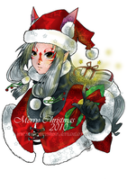 Merry Christmas 2010 by InnocenceShiro