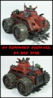 Kommand Doom-Vee: Da Red Star by Proiteus