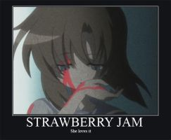 Strawberry jam by AidanAK47