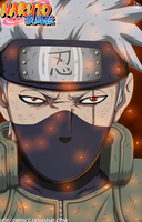 Kakashi Furious by DEIVISCC