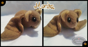 Little Litters - Mocha - Plush by Sparkle-And-Sunshine