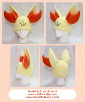 Fennekin Hat Pokemon Hat Simple