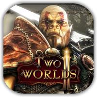 Two Worlds 2 Game Icon by Wolfangraul